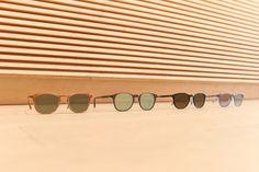 KITH x Garrett Leight Eyewear Collaboration