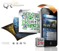 Glide Interactive Custom QR Codes