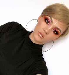 Coachella inspired makeup look