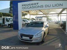 Peugeot 508 PERPIGNAN 9990 euros 1.6 e-HDi115 FAP Business... Peugeot, Diesel, Business, Cruise Control, Belt Drive, Diesel Fuel, Business Illustration