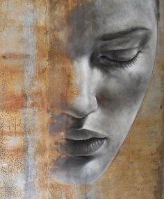 Kai Fine Art is an art website, shows painting and illustration works all over the world. L'art Du Portrait, Art Visage, Figurative Kunst, Italian Painters, Art Abstrait, Fine Art, Medium Art, Painting & Drawing, Amazing Art