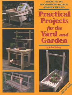 These 18 projects for building garden equipment feature precise instructions and assembly drawings that enable anyone to build handy, attractive yard accessories. Projects range from a compost box and an arbor with a seat to a garden cart and hose holder, and feature a finished photo of each along with detailed illustrations, bills of materials, and shopping lists.