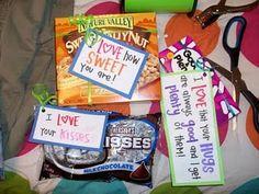 Reasons I Love You Gift