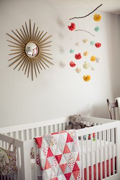 """Finally I can change my """"2nd bedroom"""" board to what it is really intended to be--baby's room!"""