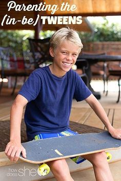 5 Ways TWEENS are Transitioning, (and what you can do to help.) howdoesshe.com #kids Best Parenting Tips