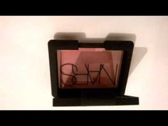 Nars Blush Powder Compact review by #bbloggers Natural Beauty author Sid...