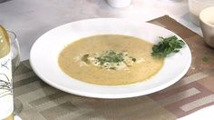 Cooking with Chef Hermann: Acorn Squash Soup