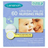 Lansinoh Disposable Nursing Pads 60 per pack from Ocado Lansinoh Nursing Pads, Hospital Checklist, Survival Items, Breastfeeding And Pumping, Baby Oil, Hospital Bag, Baby Shop, Baby Feeding, Baby Gifts