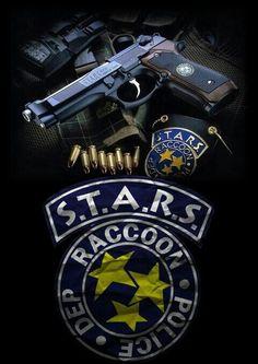 S.T.A.R.S Resident Evil R.P.D
