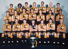 1992 Premiership Team West Coast Eagles, Rugby, Football, Legends, Nostalgia, Number, Boys, Sports, Soccer