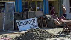 Más de 500 réplicas tras el último terremoto en Chile - BBC Mundo