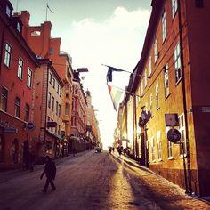 Götgatan in Stockholm, Storstockholm