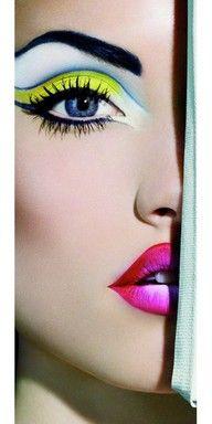 comic book makeup - Google Search