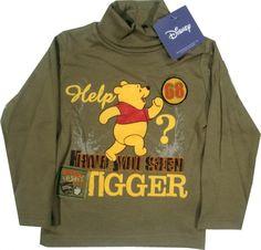 Haine Copii - Helanca de la Disney cu Winnie the Pooh, 100% bumbac. Disney, Winnie The Pooh, Sweatshirts, Sweaters, Fashion, Moda, Winnie The Pooh Ears, Fashion Styles, Trainers