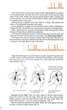 Finger Wave instructions