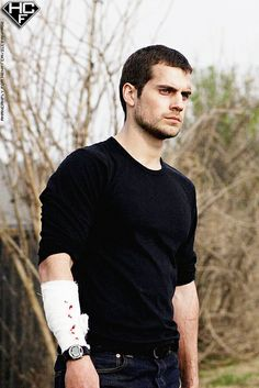 "Henry Cavill - by ""A Man Can Fly"" for Henry Cavill Fanpage - 405 