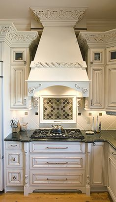 Luxury and function with plenty of woodwork, moldings, and detail. Creative Renovations LLC