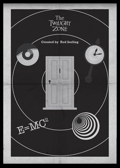 Twilight Zone Posters by Luke Vickers
