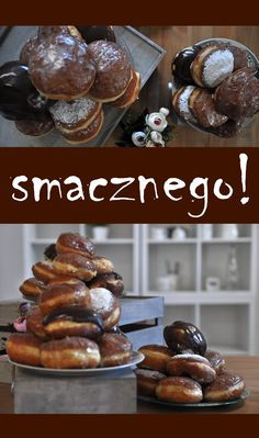 Dzisiaj tłusty czwartek.  Smacznego! Sausage, Meat, Food, Sausages, Essen, Meals, Yemek, Eten, Chinese Sausage