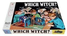Which Witch? game
