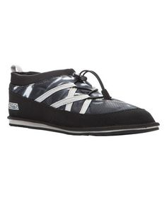 Loving this Black & Gray Marble Low-Top Shoe - Women on #zulily! #zulilyfinds