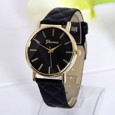 d208bd1cfea0 Simple refreshing watches New Arrival Women Casual Watch vintage Leather  Refined Ladies Quartz Wristwatch clock hours