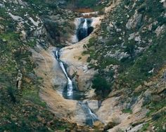 Three Sisters Waterfalls - credit - summitpost.org