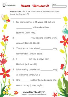 Practice English Grammar, English Worksheets For Kids, Grammar Lessons, Worksheets For Class 1, Science Worksheets, Printable Worksheets, Printables, Adverbs Worksheet, Easy Grammar