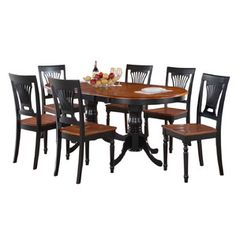 7-Piece Plainville Dining Set
