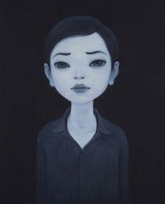 Hideaki Kawashima Art And Illustration, Modern Art, Contemporary Art, Mark Ryden, Artwork Images, Portrait Art, Portraits, Japanese Artists, Over The Rainbow