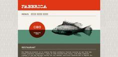 Fabbrica Italian Restaurant Branding Work | Restaurant branding