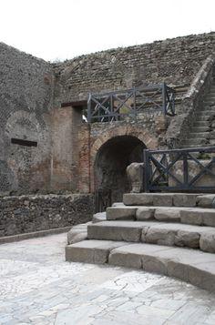 Theatre in Pompeii