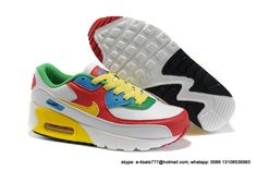 Air Max 90 shoes-Cheap Kid's Nike Air Max 90 White/Red/Yellow For Sale from official Nike Shop. Air Max 90 Kids, Red Nikes Womens, Nike Air Max, Adidas Workout Clothes, Zapatillas Nike Air, Adidas Originals Zx Flux, Kids Fashion, Womens Fashion, Fashion Dolls