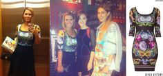 Monica Salgado Editora Revista Glamour Brasil - Lança Perfume Verão 14