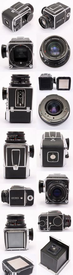"Vintage Hasselblad 500C..THIS CAMERA WAS USED FOR 30+ YEARS IN MY PHOTOGRAPHY BUSINESS. ITS A CAMERA I COULD RECOMMEND TO ANYONE STARTING IN THE FIELD. DIGITAL IS GOOD, BUT THE 2 1/4"" SQUARE NEG IS HARD TO BEAT FOR ENLARGEMENTS."