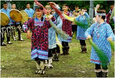 Itelmens - one of the indigenous peoples of Kamchatka; live in the east of the peninsula (Tigilsky district Kamchatka Krai and Magadan region)