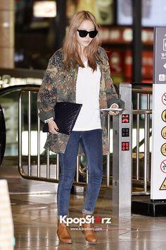 Kara Hara Airport Fashion