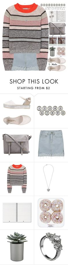 """""""*gives advice while battling my own insecurities*"""" by alienbabs ❤ liked on Polyvore featuring Espadrilles, Aidan Gray, Bottega Veneta, Crate and Barrel, clean, organized and shein"""