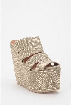 jeffrey campbell elizer canvas wedge