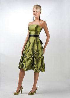 Las 10 Mejores Imágenes De Vestidos Verde Oliva Vestidos
