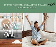 Sale Blitz: Three Sisters Catering by Bethany Lopez — What Is That Book About Pinch Of Salt, Three Sisters, New Series, Book 1, First Time, Catering, Third, Novels, Romance