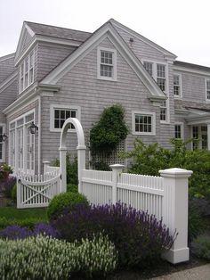Cape Cod residence, MA. Architecture - Sally Weston Assoc. Sean Papich Landscape Architecture.