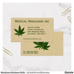 Marijuana Business B