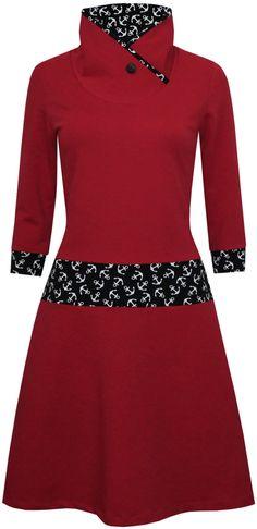 Kleid AHOI