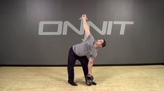Kettlebell Exercise: Windmill from Ground