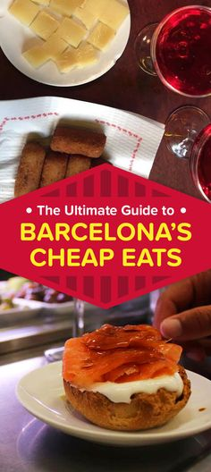 19 Insanely Delicious Cheap Eats To Try In Barcelona