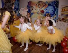 Arianna's Beauty and the beast Party