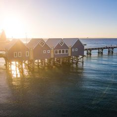 "The Busselton Jetty Sheds. A very iconic landmark of the South West of Australia. .  Check out this print and more on our website aboveunder.com.  Check us out on facebook ""aboveunder"" for exclusive deals. .  #aboveunder #welltravelled #beautifuldestinations #mytinyatlas #earthmissions #skypixel #drone #drones #hypebeast @theimaged #seeaustralia #hypelife #fromwhereidrone #passportexpress #wonderwandertravel #instagood #justanotherdayinwa #busselton #busseltonjetty Sheds, Drones, Hypebeast, Wander, Australia, Earth, Sky, Facebook, Website"