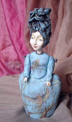 кукольная скульптура