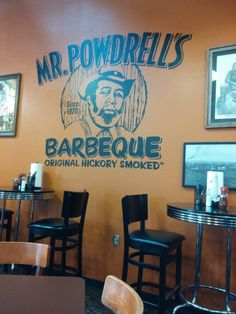 Powdrell's BBQ House, 11301 Central Avenue NE, Albuquerque and 5209 Street, Albuquerque Bbq House, New Mexico Style, Houses In America, Old Route 66, South Usa, Albuquerque News, 4th Street, Mexico Travel, Places To Eat